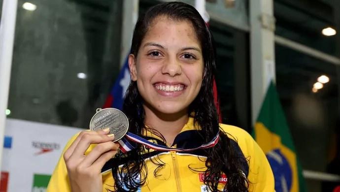 Sarah Marques (Foto: Divulgação/CBDA)