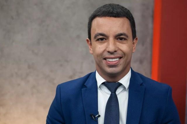 Rogério Lins, prefeito eleito de Osasco (Foto: Marcelo Brandt/G1)
