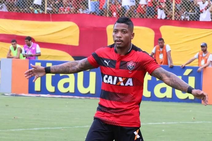 Marinho; Vitória (Foto: Francisco Galvão/Divulgação/EC Vitória)
