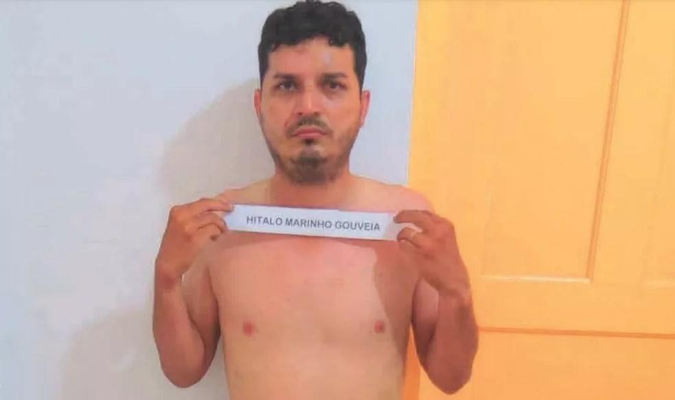 Hitalo Marinho Gouveia teve o pedido de liberdade negado e permanece preso — Foto: Arquivo