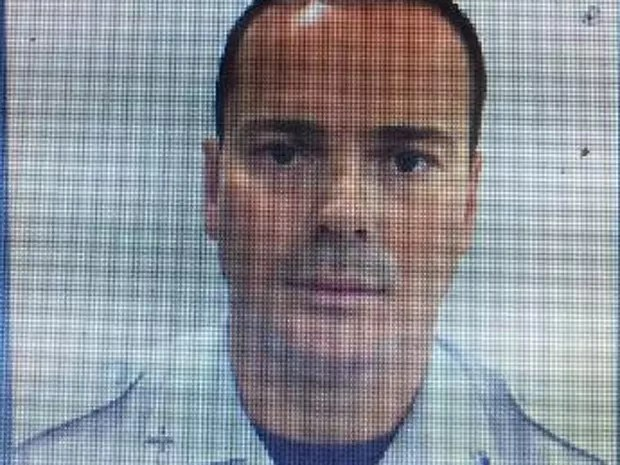 Morto em Ribeirão Preto, o policial Tarcísio Wilker Gomes era casado e pai de um menino de 8 anos (Foto: Divulgação/Polícia Militar)