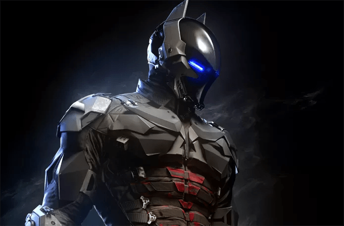 Arkham Knight é o vilão inédito do novo jogo (Foto: Divulgação)