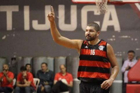 Flamengo anuncia renovação, Olivinha continua no Flamengo nesta temporada (Foto: Gilvan de Souza / Flamengo)