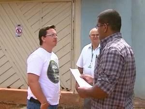 Dono de clínica é notificado pela segunda vez em Araras, SP (Foto: Reprodução/EPTV)