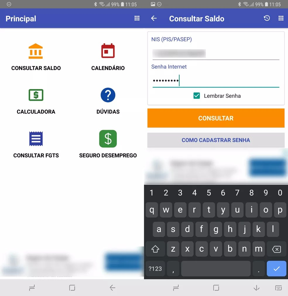 consultar-saldo-01 Como consultar o saldo do PIS 2018 pelo celular