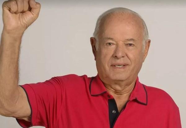 Jurandy Oliveira, eleito o deputado estadual mais velho do Brasil — Foto: Reprodução/Facebook