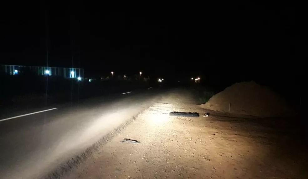 Motorista de aplicativo foi baleado durante assalto em Gravataí — Foto: Estêvão Pires/ RBS TV