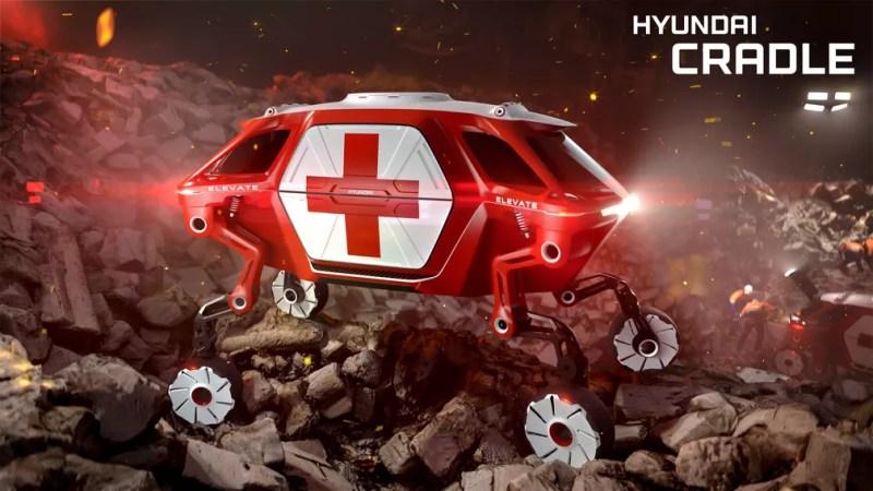 Hyundai Elevate — Foto: Divulgação/Hyundai