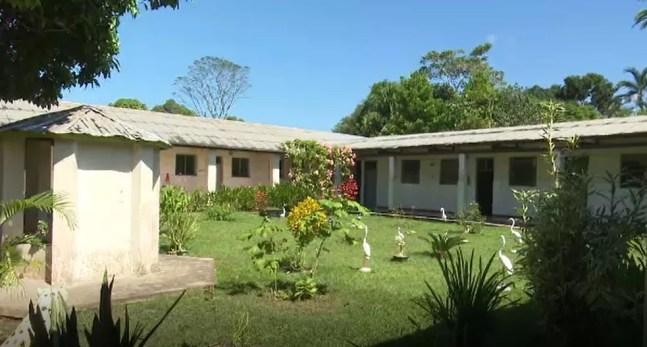Casa que atende ex-hansenianos no AC tem energia cortada após 6 meses sem receber repasse do governo — Foto: Reprodução/Rede Amazônica Acre