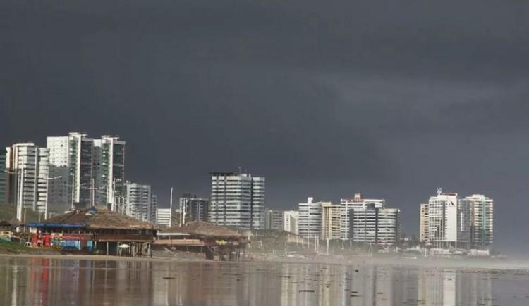 Meteorologia emite alerta laranja de chuvas intensas no Maranhão — Foto: Divulgação