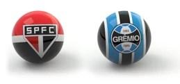 Guia da rodada - São Paulo x Grêmio (Foto: Editoria de Arte)