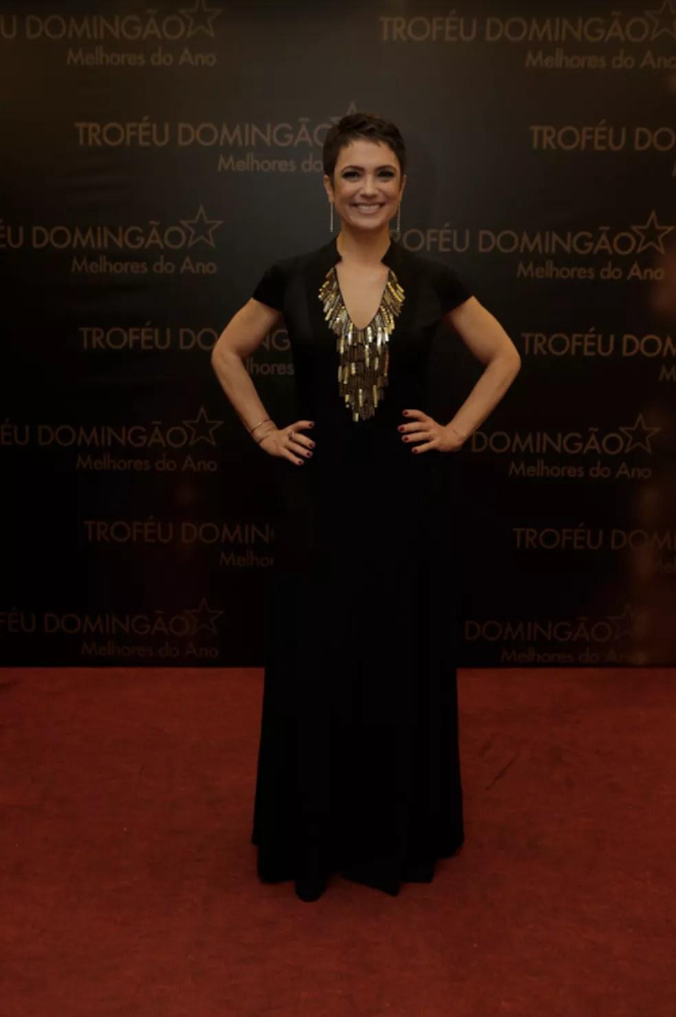 Sandra Annenberg (Foto: Raphael Dias/Gshow)