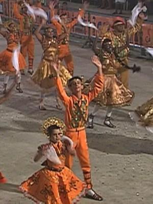 Festival de Quadrilhas Juninas 2011 (Foto: Reprodução/TV Globo)