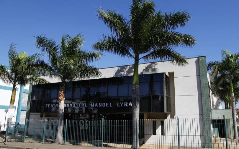 Apresentações serão realizadas no Teatro Municipal de  Santa Bárbara d'Oeste (Foto: Prefeitura de Santa Bárbara/Divulgação)