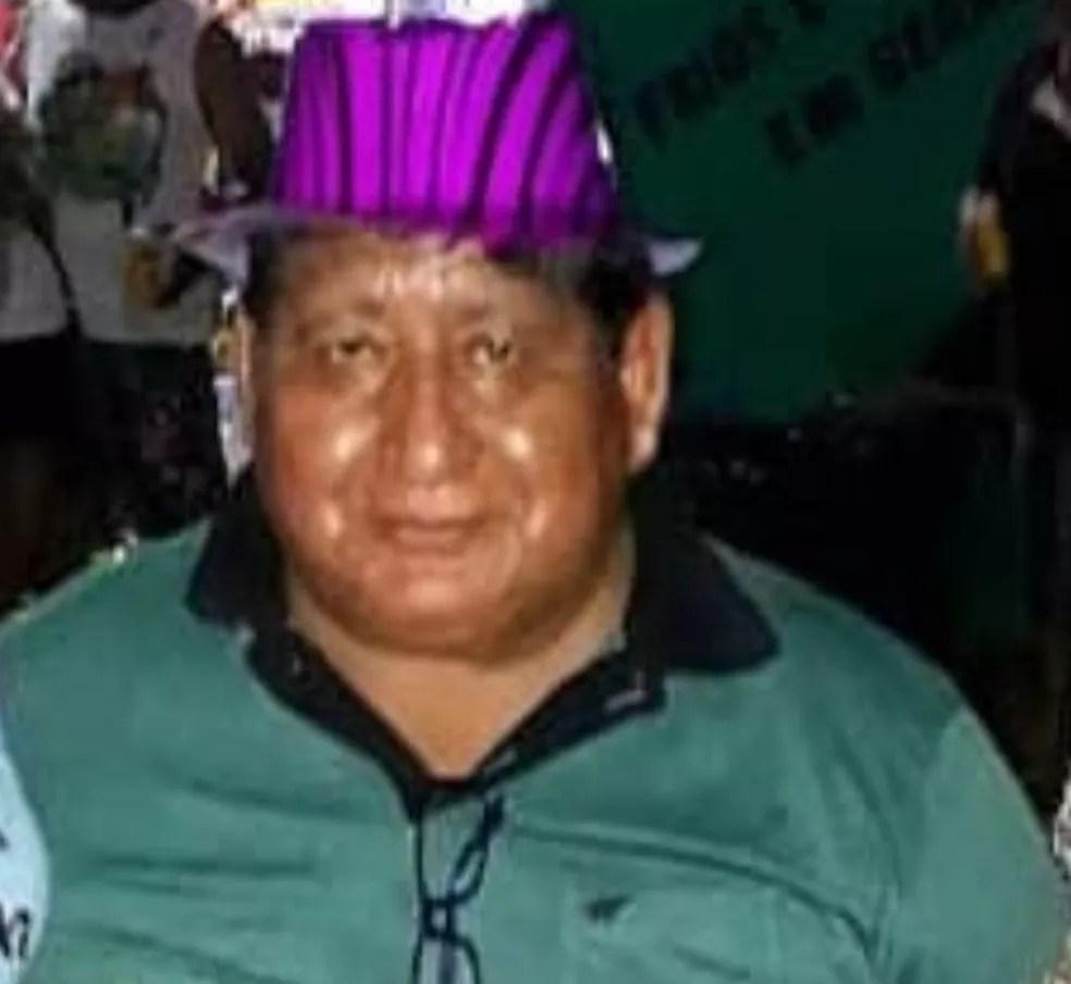 Doutor Basílio Pary Ledezma morreu vítima da Covid-19 em Rondônia.  — Foto: Reprodução/Facebook