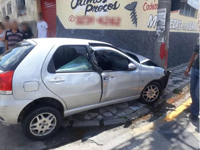 Homem morre após ser atropelado por carro dirigido por bandido em Sorocaba  — Foto: Arquivo pessoal