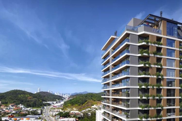 Artefacto entra para mercado imobiliário e lança empreendimento em Itajaí (SC) (Foto: Divulgação)