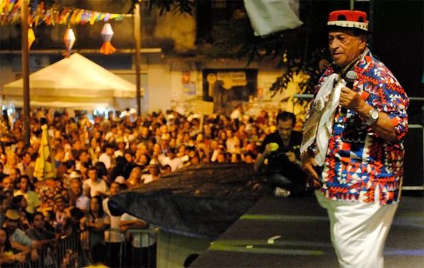Genival Lacerda é atração confirmada no encontro (Foto: Andrea Gisele/Secom-JP)