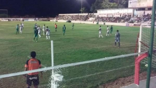 CSE x Coruripe, em Palmeira (Foto: Agapito Santana/Divulgação Coruripe)