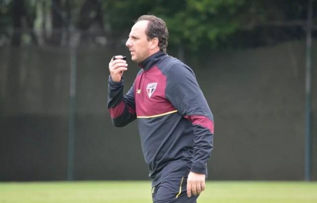 Treinador terá tempo para arrumar o São Paulo após as recentes eliminações (Foto: Érico Leonan / saopaulofc.net)