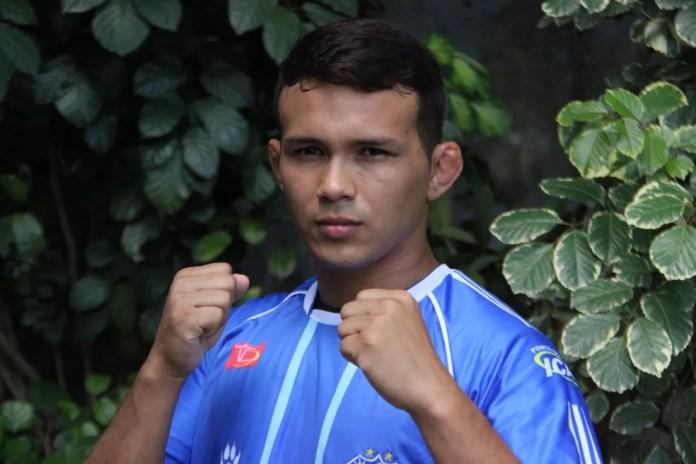 Marcondes Bastos mira entrar em um grande evento de MMA nos próximos dois anos (Foto: Marcos Dantas)