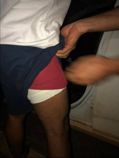 Polícia revistou homem e encontrou ouro debaixo da roupa em RO — Foto: Polícia Civil/Divulgação