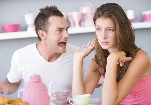 Carreira ; discussão ; relacionamento ; casal ; briga de casal ; estresse ; quem está certo ; discutir a relação ;  (Foto: Thinkstock)