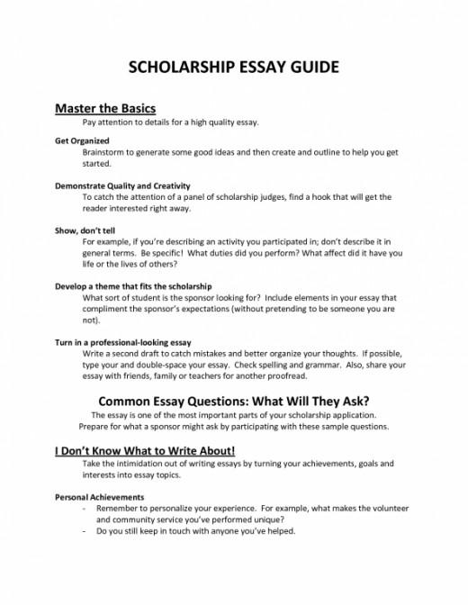 sample exemplification essay