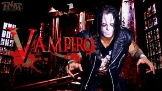 Wrestler Vampiro