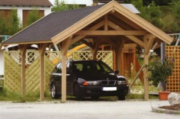 How to Build Wood Carport Kits Do It Yourself Plans ...