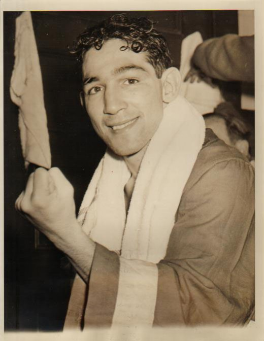 Number Tenth Boxer of all time - Willie Pep