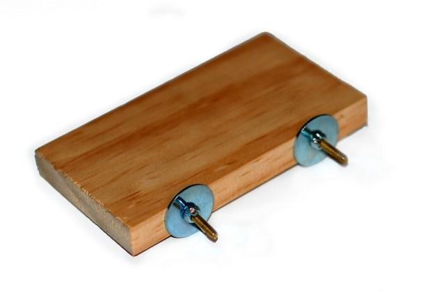 Wood Ledges