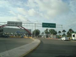Matamoros-Brownsville Zaragoza Bridge