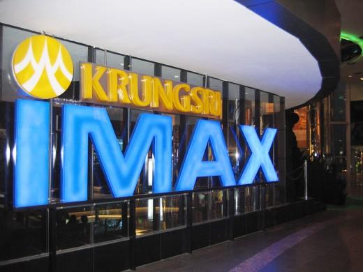 Krungsri IMAX, Paragon Cineplex, Siam Paragon,Thailand.