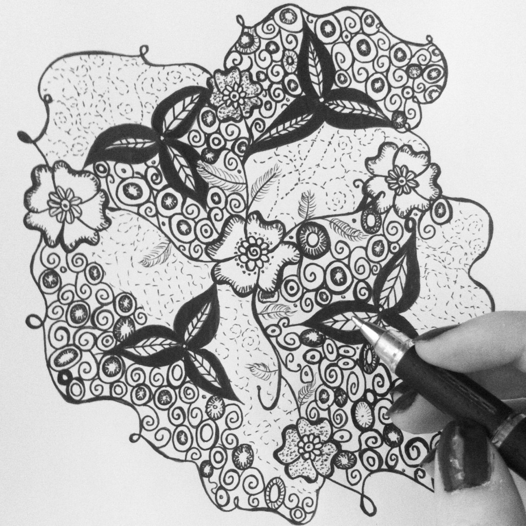 creative art henna inspired drawings how to create your own