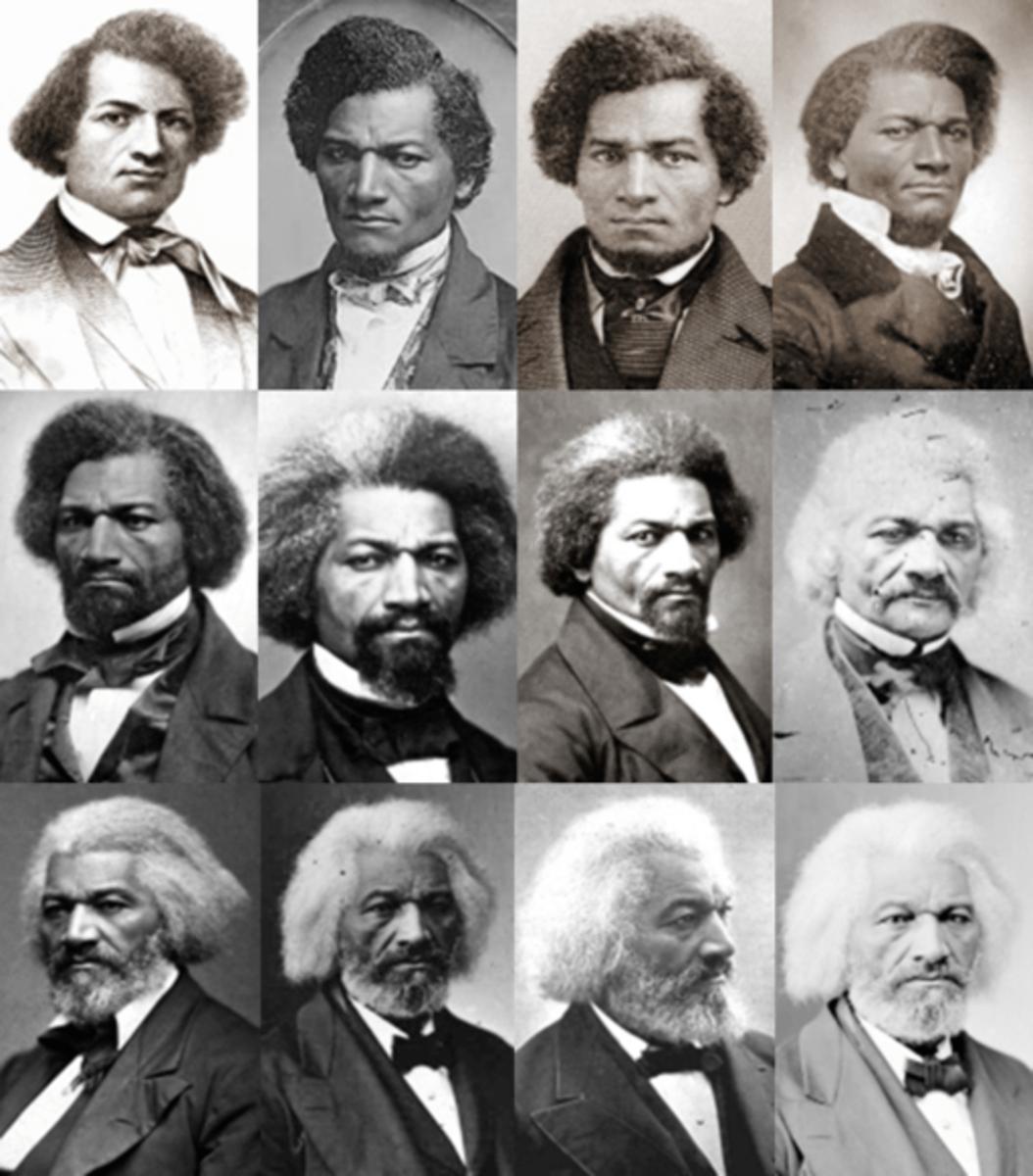 Biography Of Social Reformer Frederick Douglass