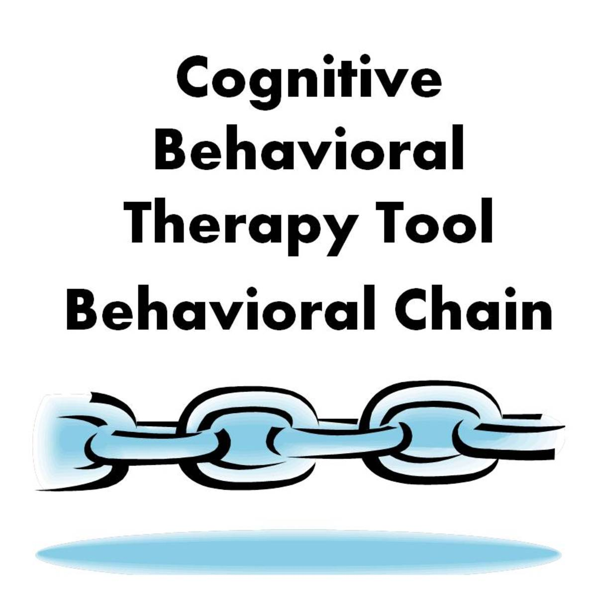Cognitive Behavioral Therapy Tool Behavioral Chain