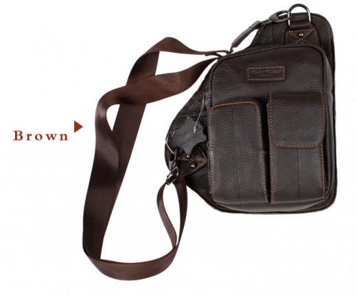 also sling back (back pack) types or an  old Doctor Bag