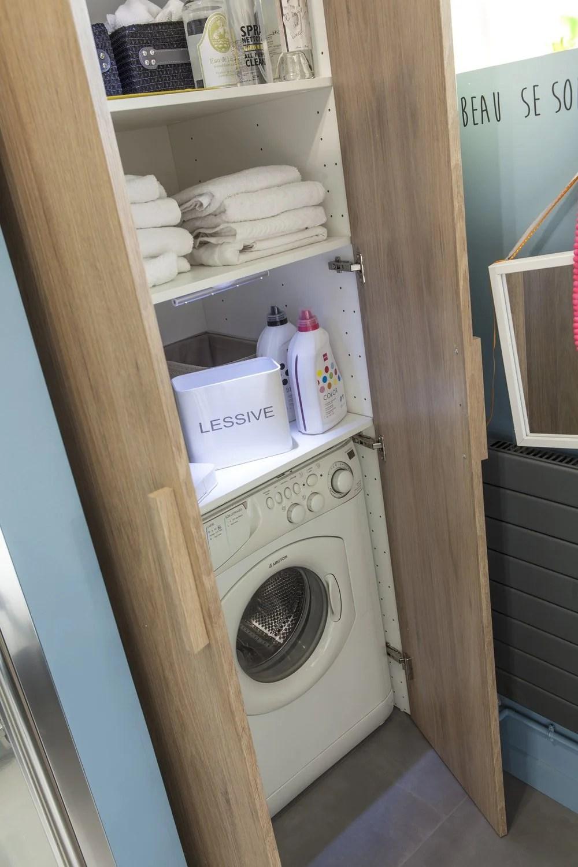meuble dessus machine a laver ikea
