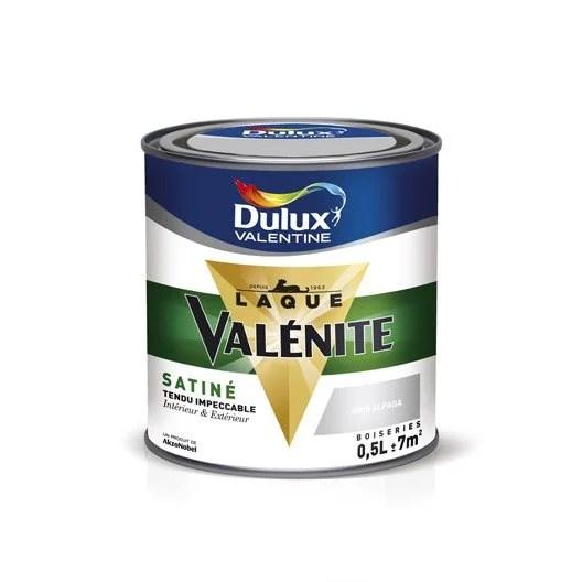 Peinture Gris Alpaga DULUX VALENTINE Valnite 05 L