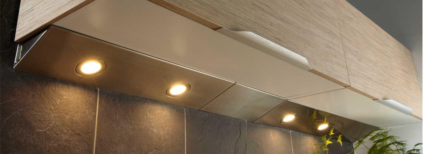 Éclairage Plan De Travail Cuisine Led eclairage pour meuble de cuisine - novocom.top
