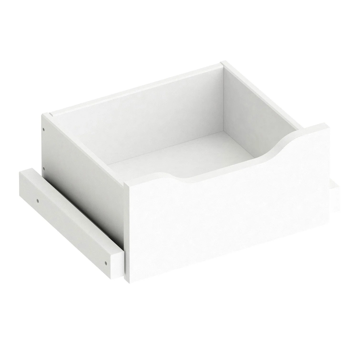Caisson SPACEO Home 100 X 40 X 30 Cm Blanc Leroy Merlin