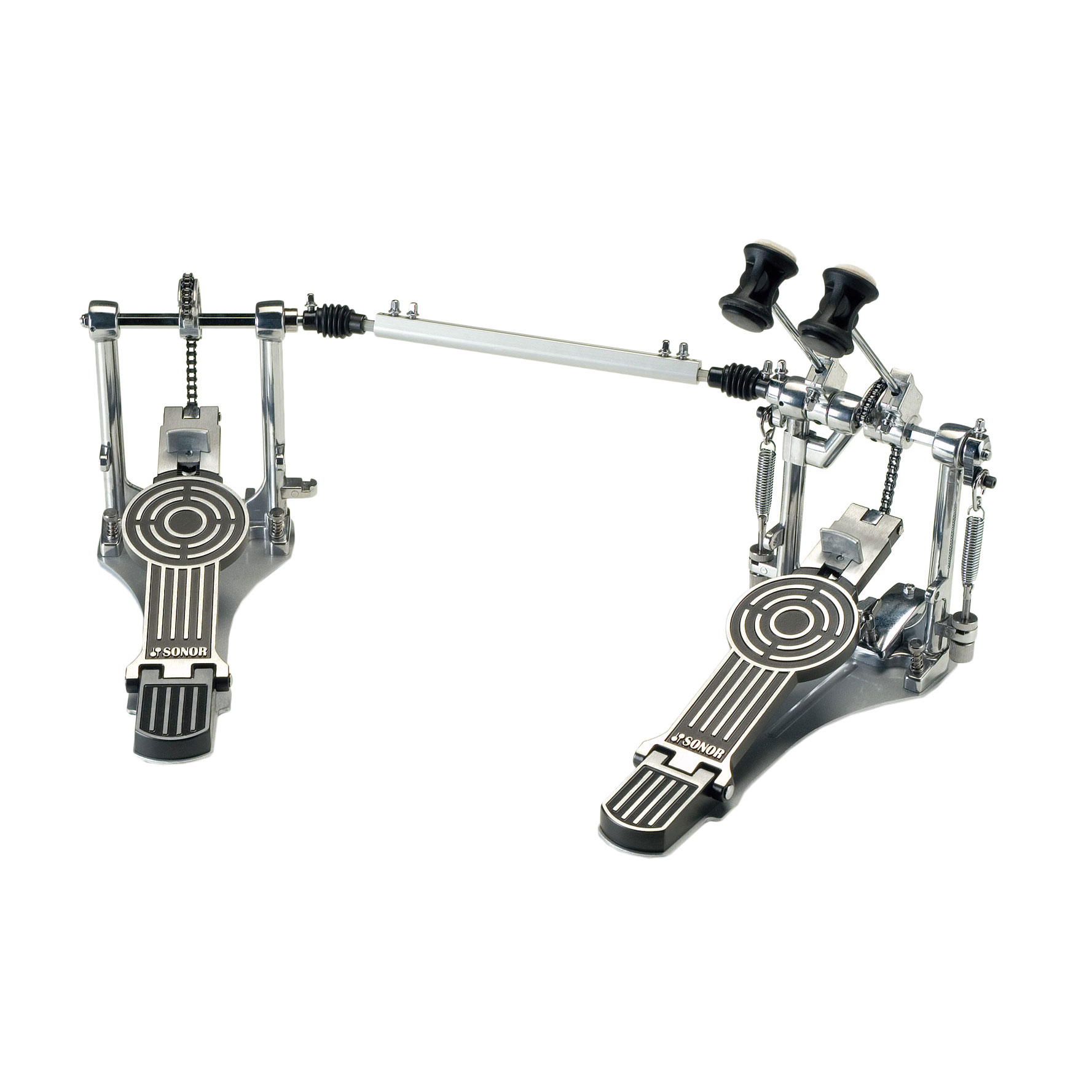 Sonor 400 Series Double Bass Drum Pedal Dp472r