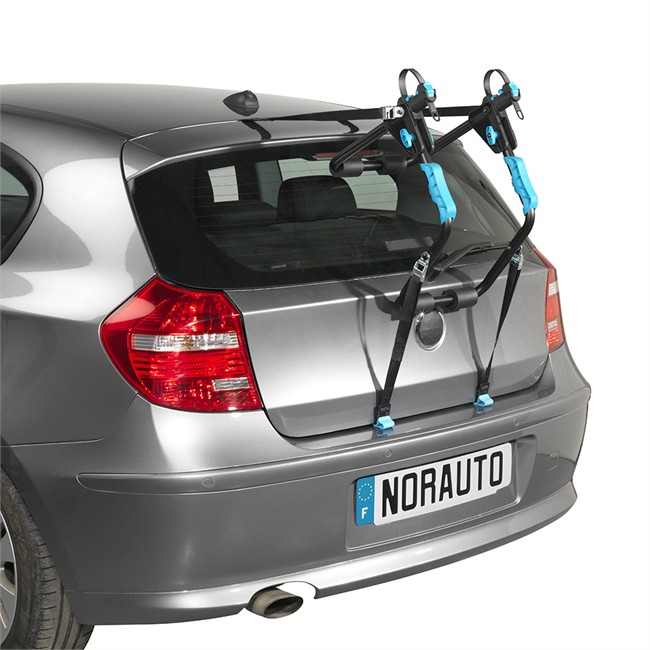porte velos porte velos de coffre porte velo de coffre suspendu norauto norbike1 pour 1 velo