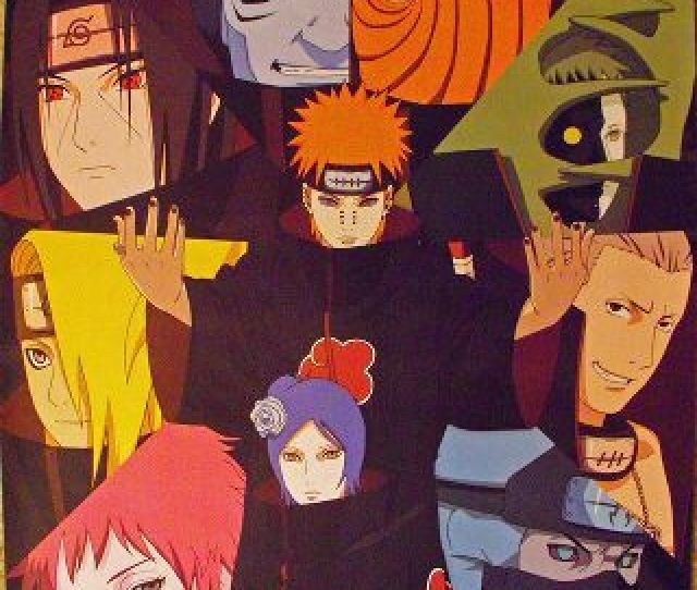 Which Is Your Favorite Member In The Akatsuki
