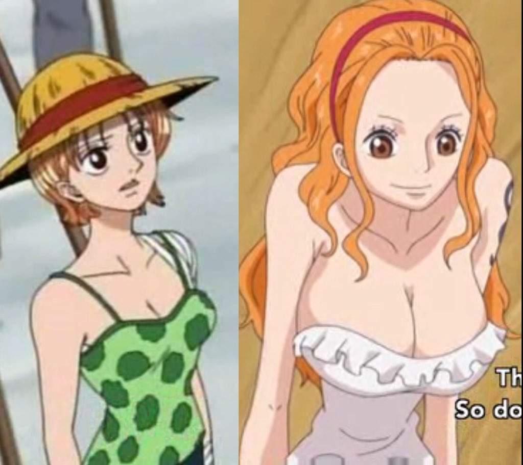 One Piece Mermaid Island