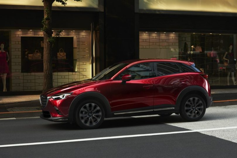 Mazda CX-3 小改款现身纽约车展,外观与内装小幅度修饰 Image #64311