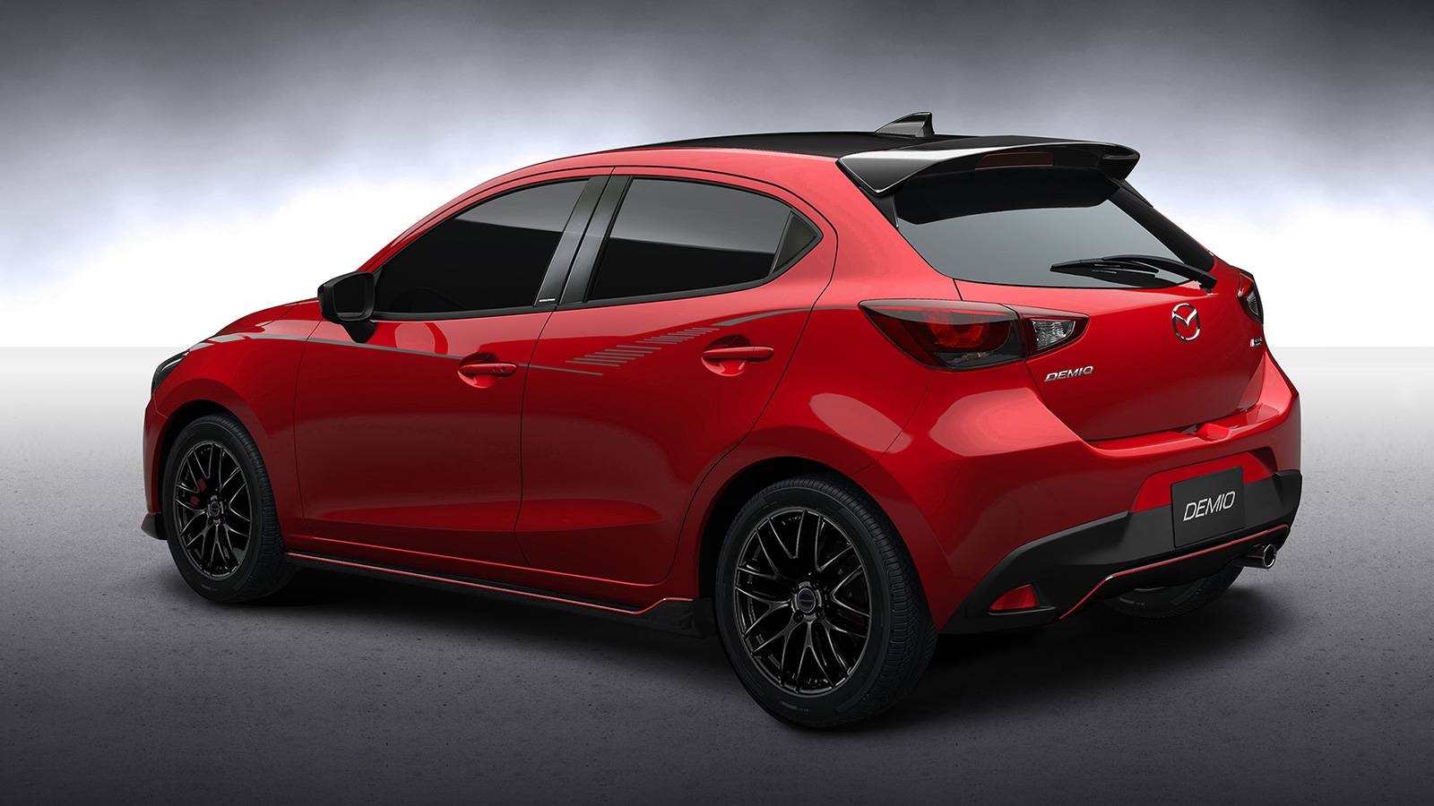 Mazda Reveals 2016 Osaka Auto Messe Line Up Mazda 2 15MB