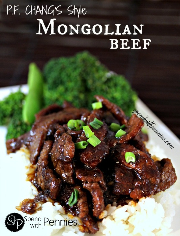 P.F. Chang's Style Mongolian Beef! Easy and Amazing ...
