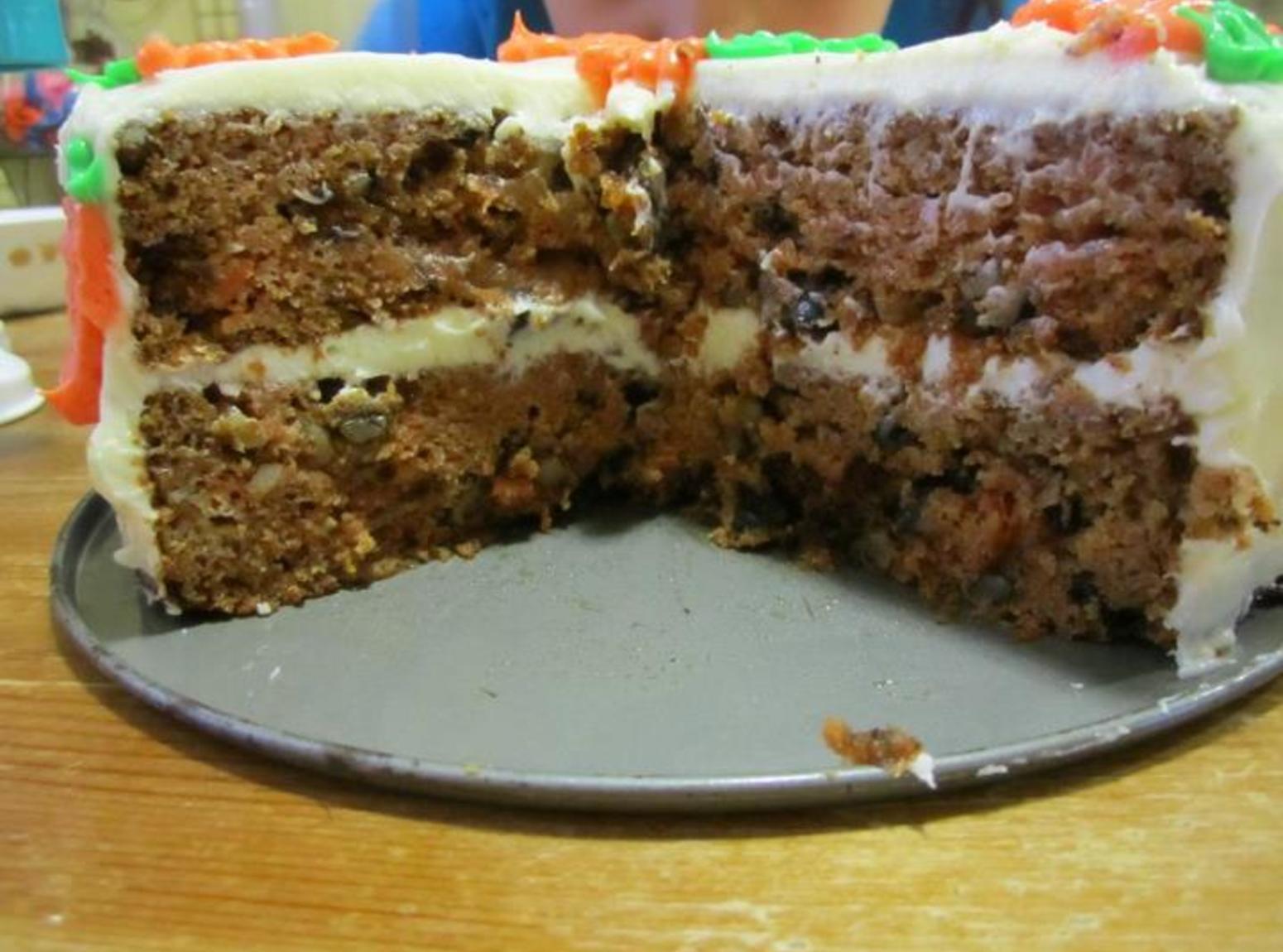 Super Moist Carrot Cake Recipe Just A Pinch Recipes